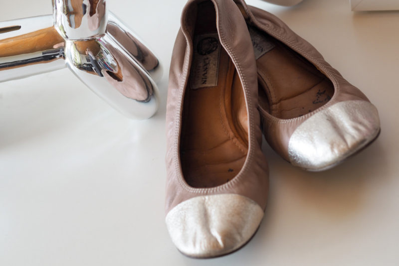 It´s all about shoes – Flats