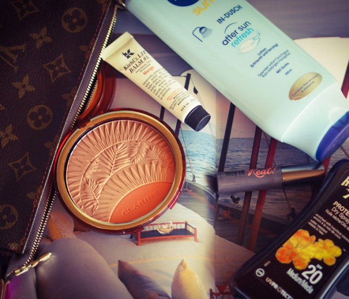 What´s in my Beauty Bag – Summer Edtion
