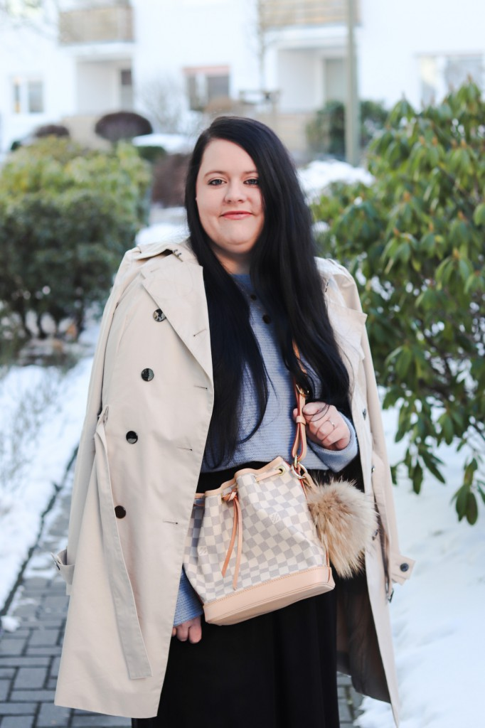 (Outfit) Frühlings Trends bei Winter Wetter