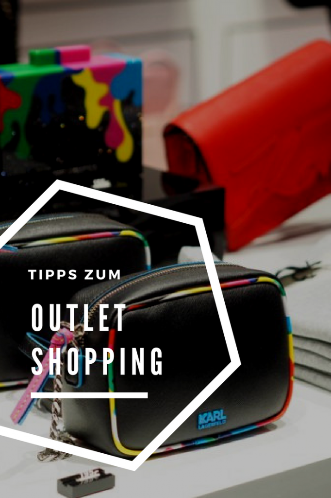 Tipps fürs Outlet Shopping