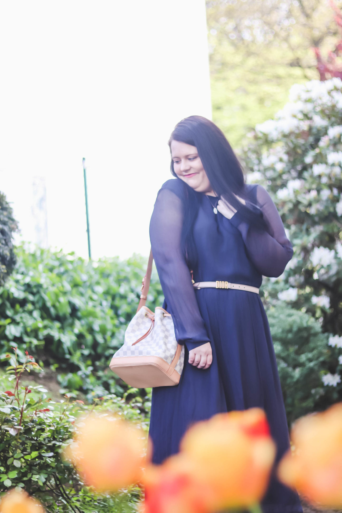 (Outfit) Midikleid auch im Sommer