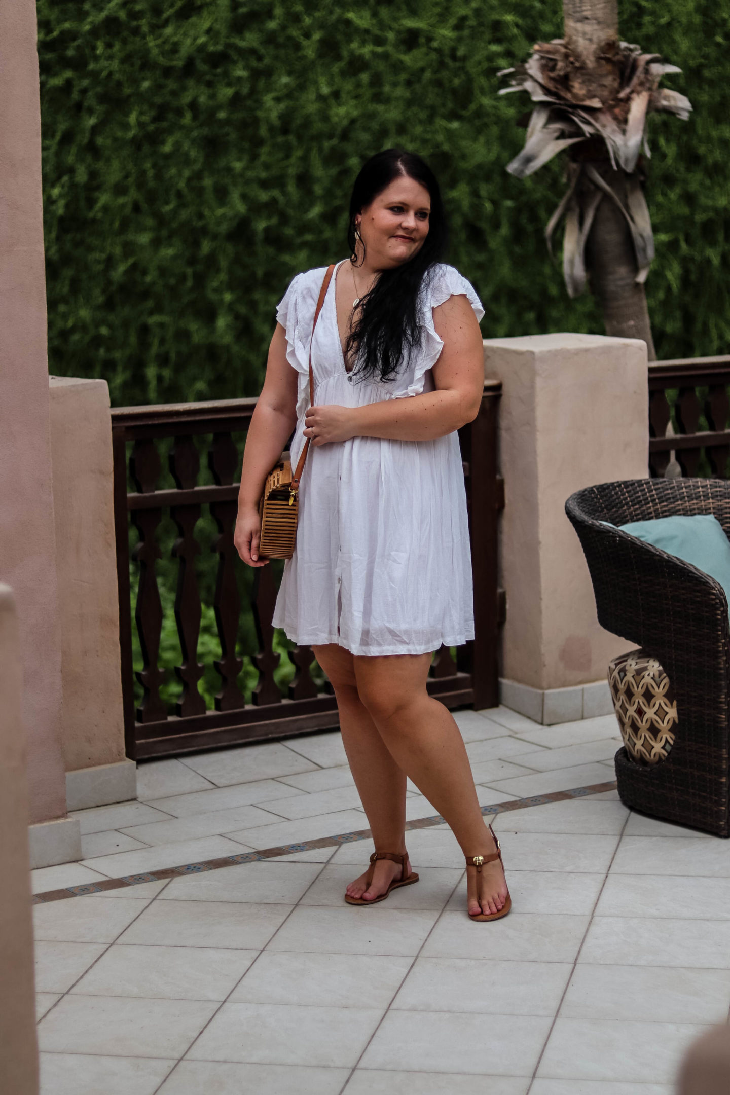 (Outfit) Pull & Bear Boho Kleid