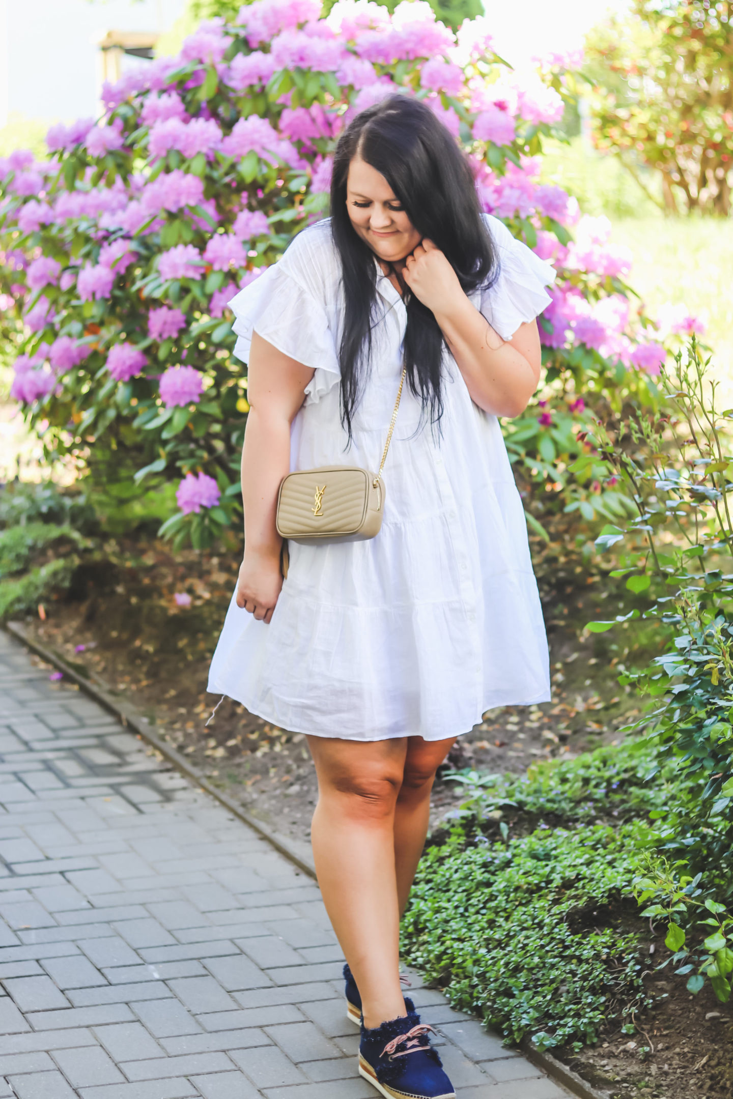 (Outfit) Mango Committed Kleid