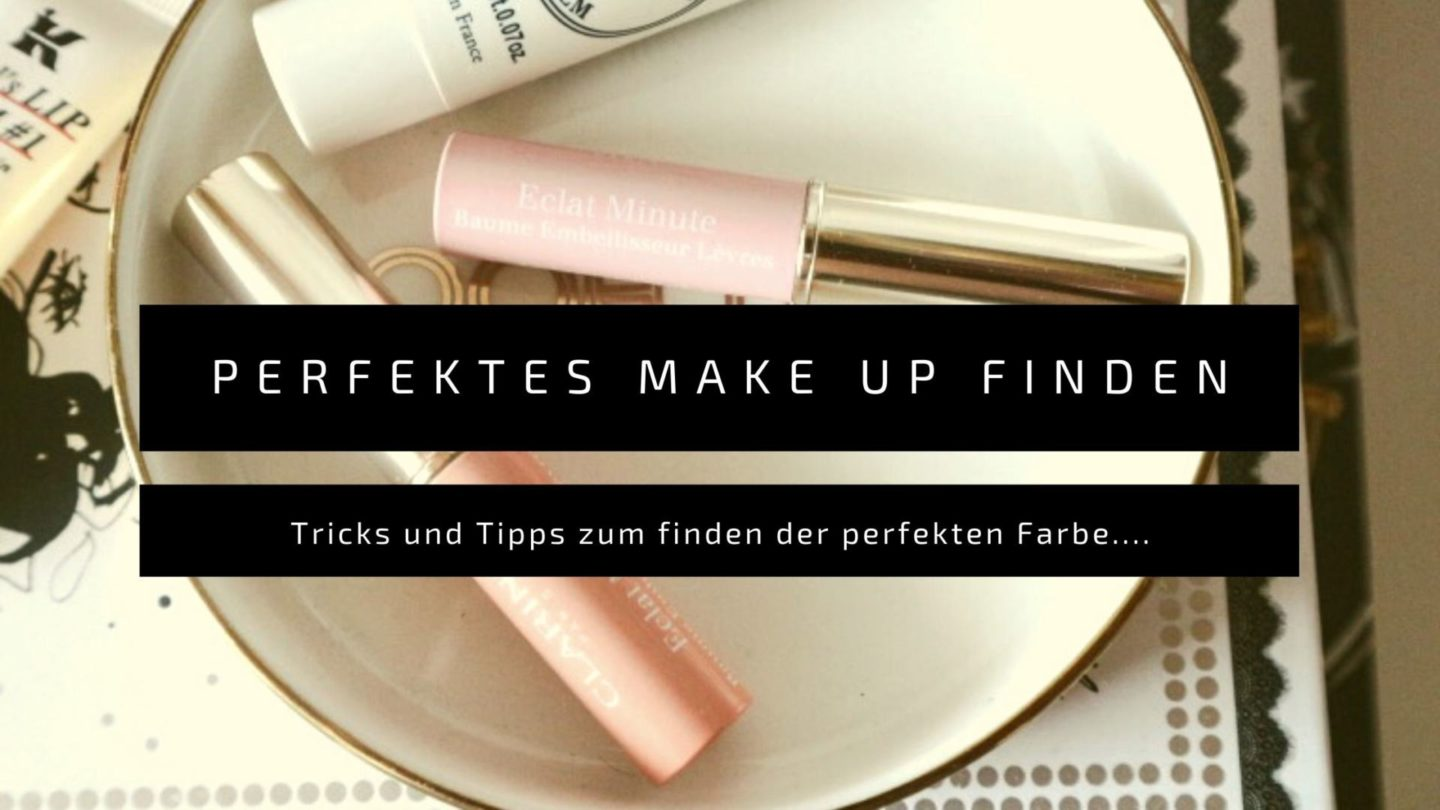 Perfektes Make Up finden